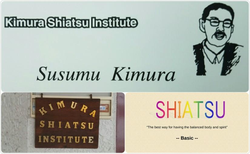 Shiatsu Kurs I
