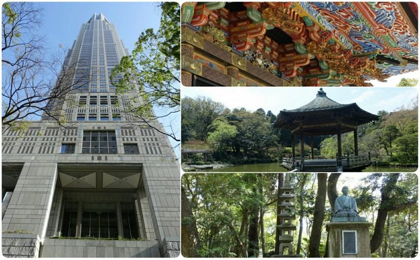 Narita und ein Abstecher nach Tokyo
