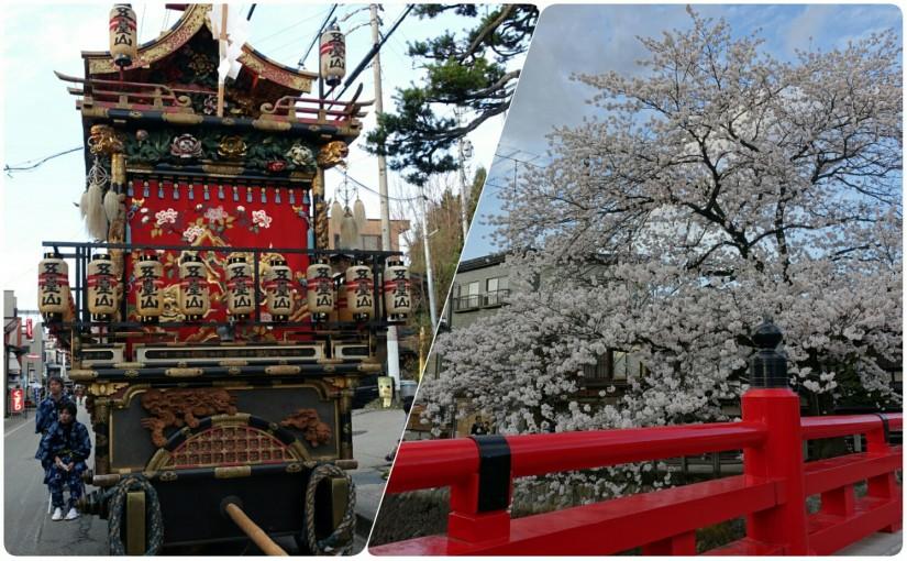 Takayama Frühlingsfest