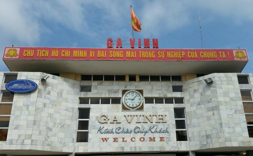 Zurück in Vinh