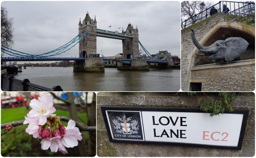 London – Tag 1