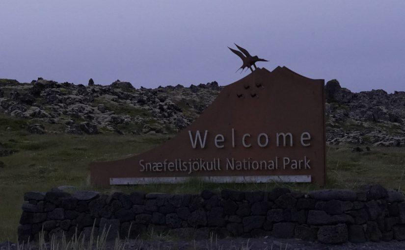 Snaefellsjoekull National Park
