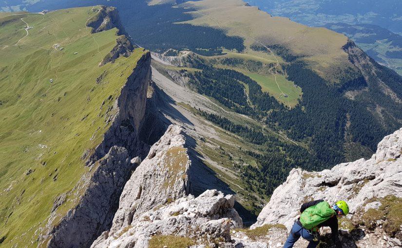 Kleine Fermeda (2814 m)
