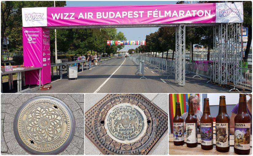 Budapest Halbmarathon