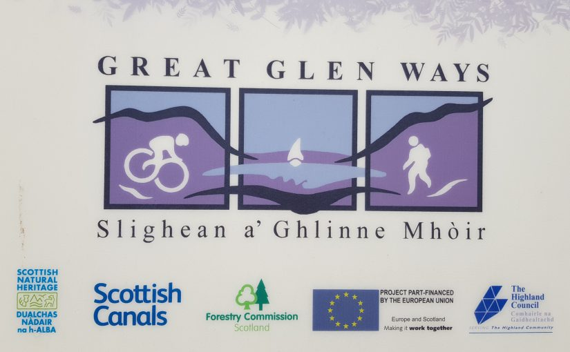 Great Glen Way I